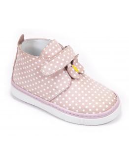 Casual Deri Ayakkabı  Pembe