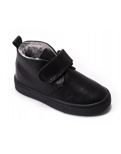 Casual Deri Ayakkabı Siyah