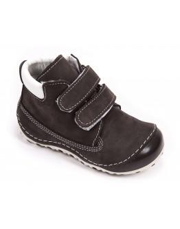 First Step Deri İlk Adım Ayakkabı Kahve