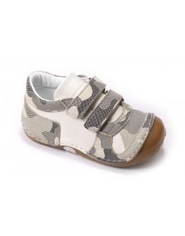 First Step Deri İlk Adım Ayakkabı Krem